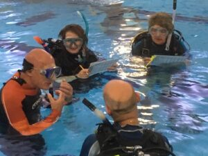 How to pass your PADI IDC Briefing and Debriefing